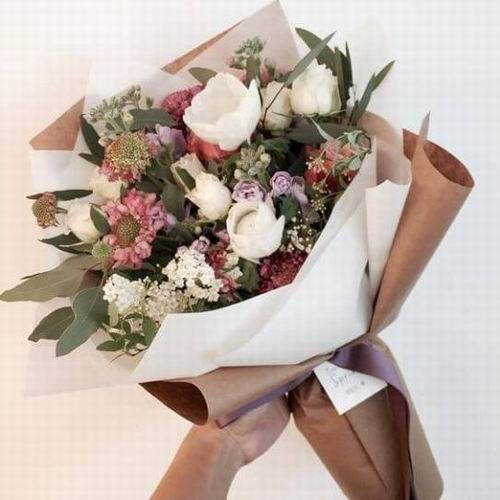bunga buket karangan bunga makassar