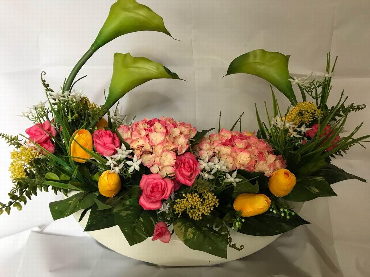 Karangan Bunga Meja Karangan Bunga Makassar